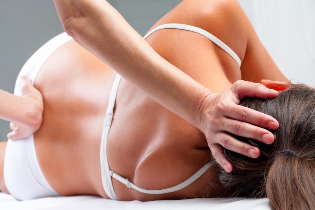 Kraniosakrální osteopatie