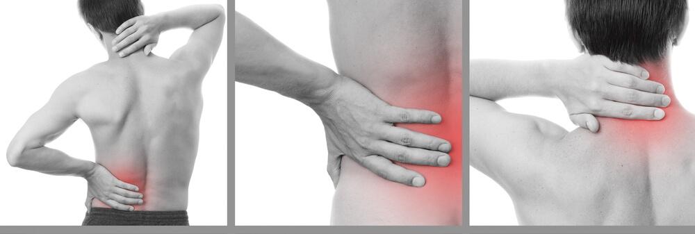 Akutní bolesti zad