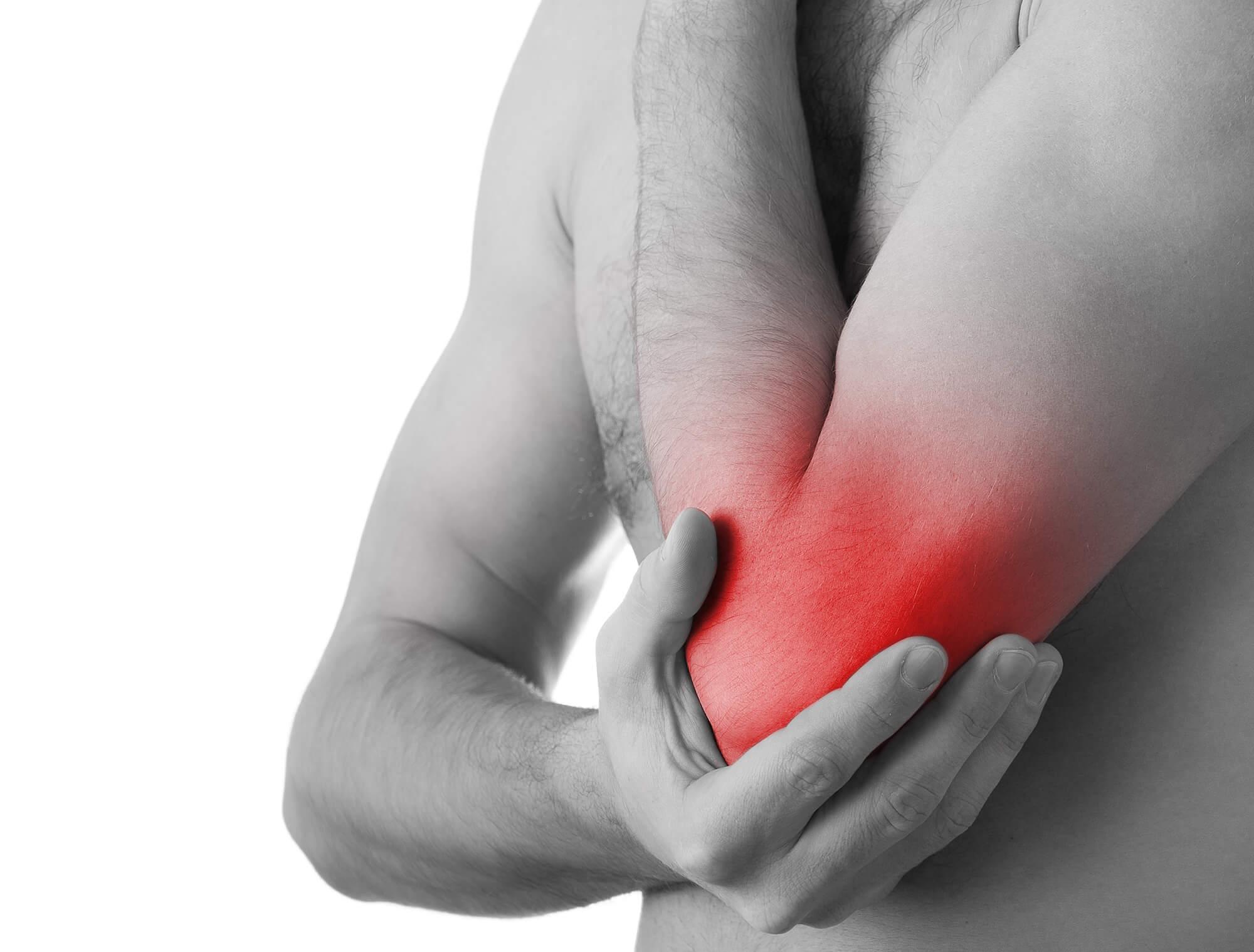 Bolesti lokte a předloktí