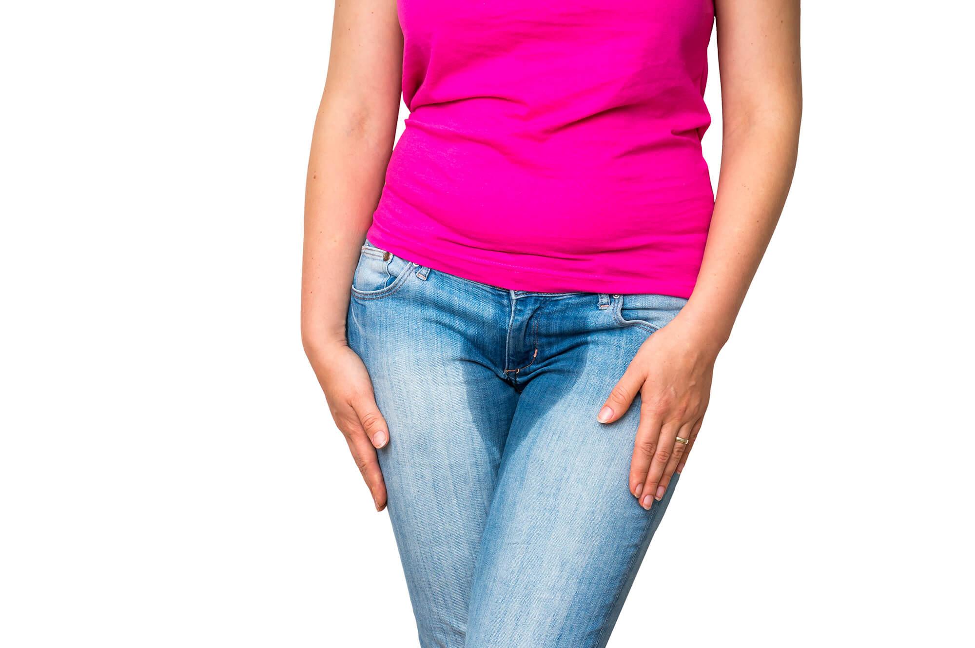 Stresová inkontinence moči
